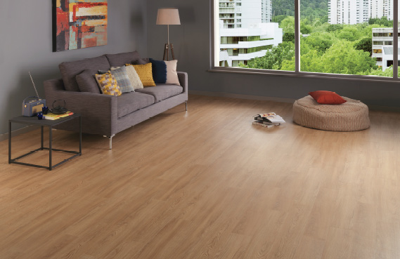 Image of Usable and impactful design flooring from Amtico First.