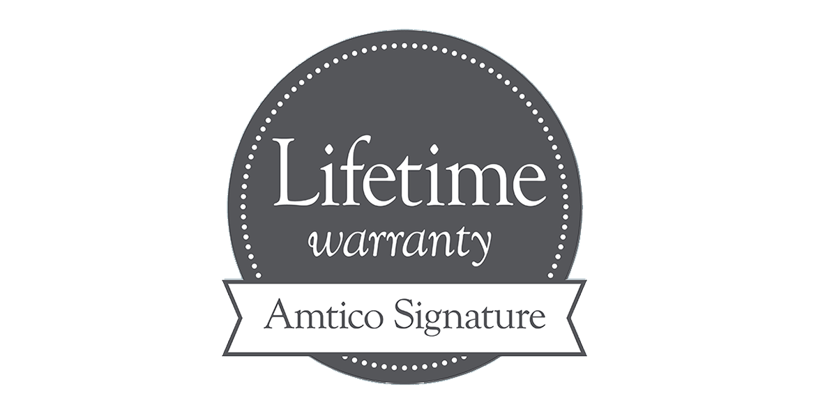 Amtico Signature lifetime residential warranty