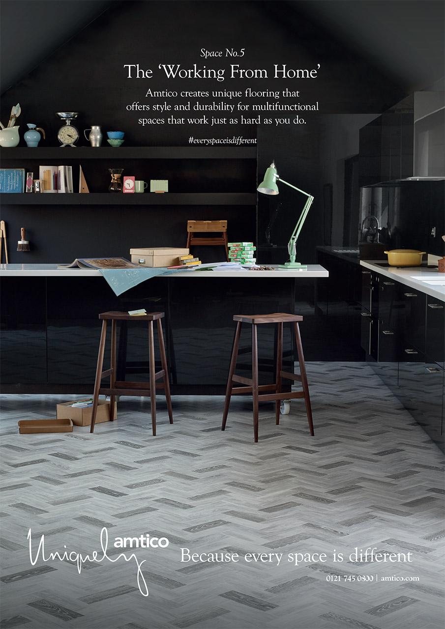 Luxury Vinyl Flooring & Tiles | Design Flooring by Amtico