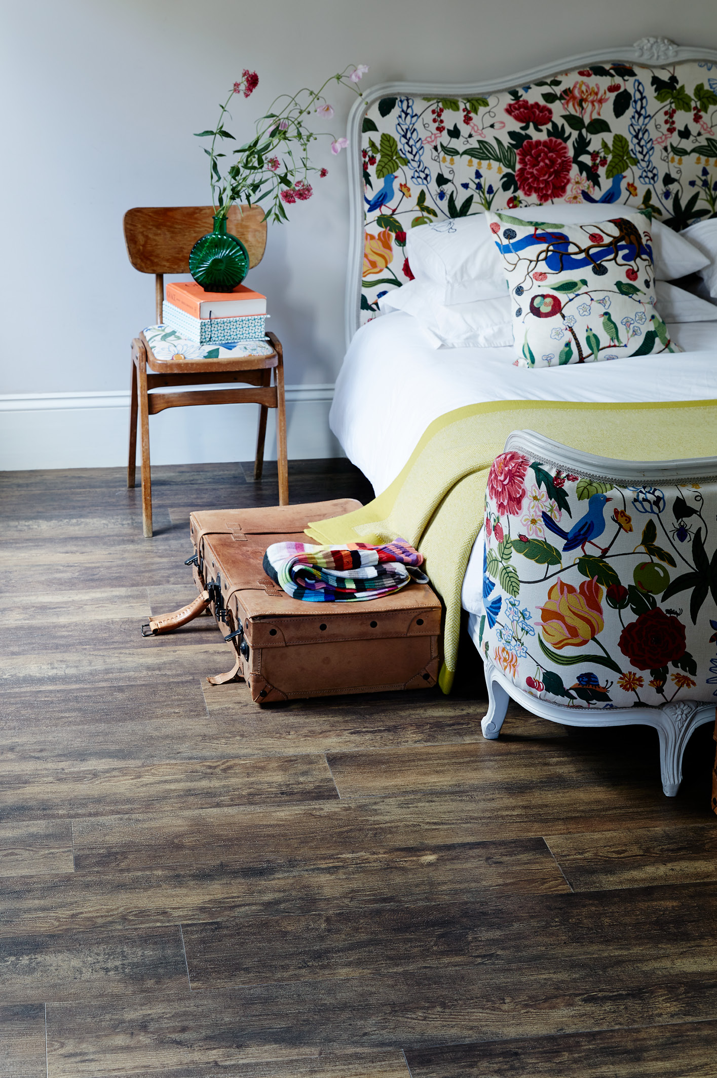 The Stripwood Laying Pattern Is One Of Simpler Patterns Our Designs Which Allows Floor To Become A Beautiful Backdrop For Range
