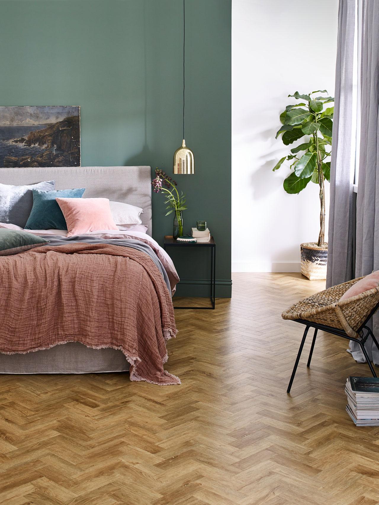 Rural Oak Beautifully Designed Lvt Wood Flooring From The