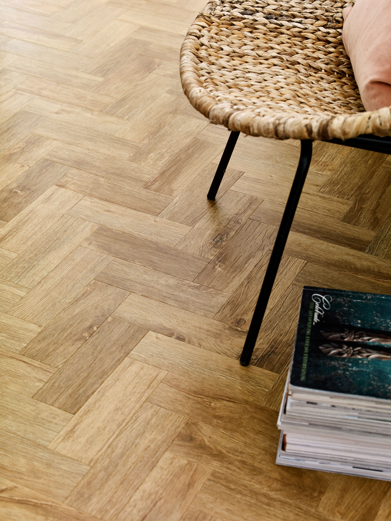 Rural Oak Beautifully Designed Lvt Wood Flooring From The