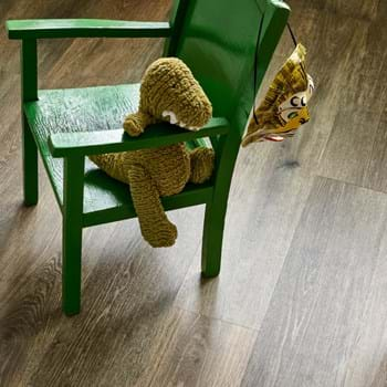 Hampton Oak (SS5W3031) in Stripwood laying pattern
