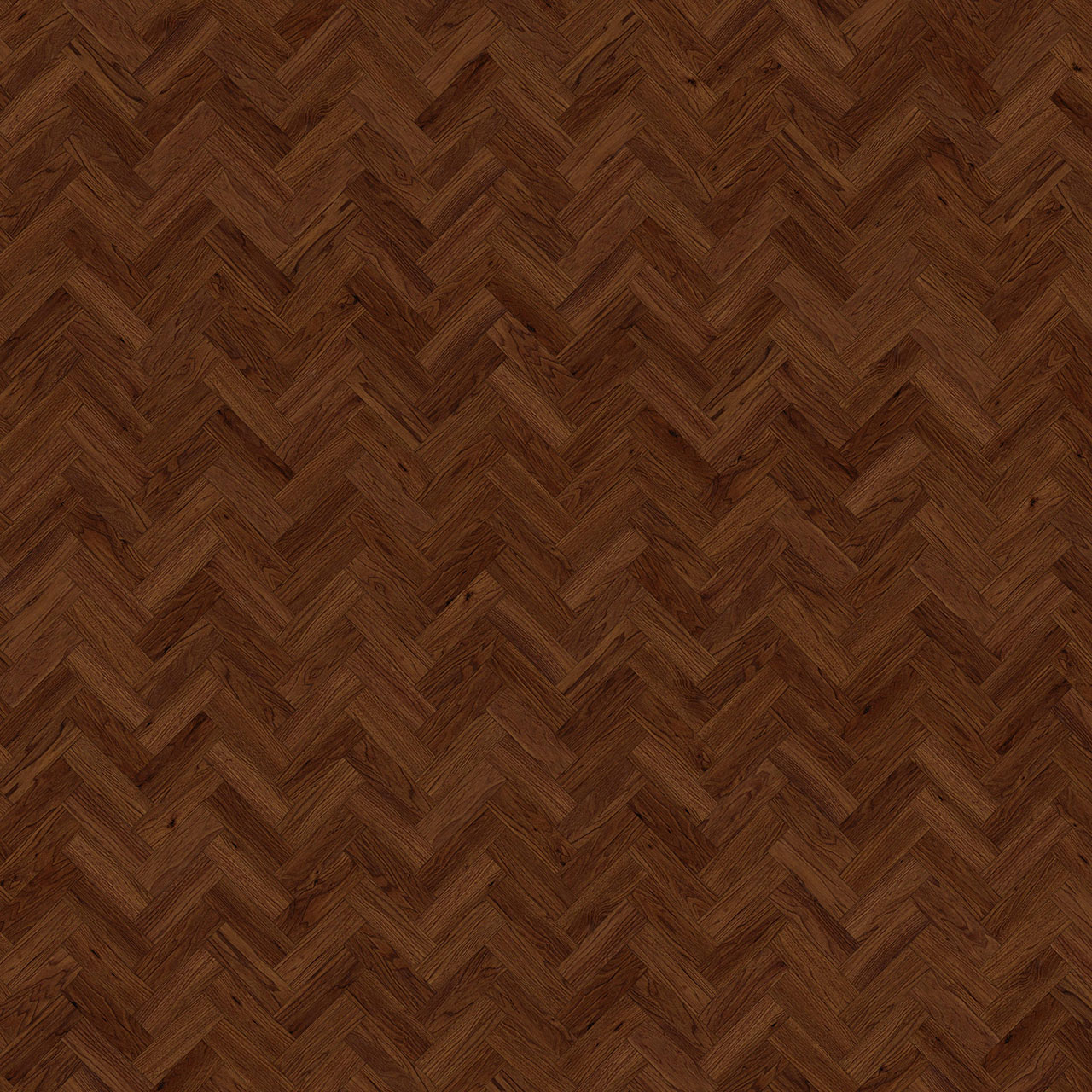Amtico Spacia Black Walnut Parquet 3x9 SS5W2534