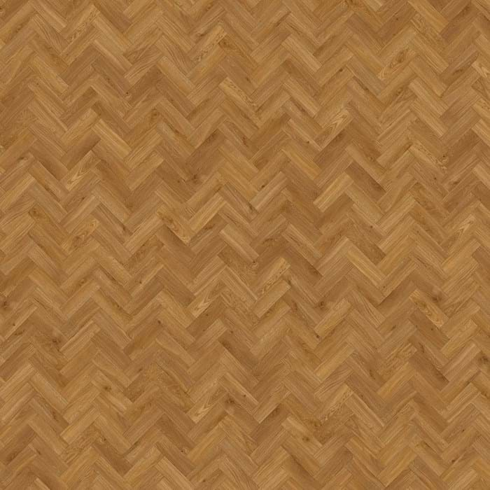 Amtico Spacia in Traditional Oak (SS5W2514) in Parquet laying pattern (3x9 plank)