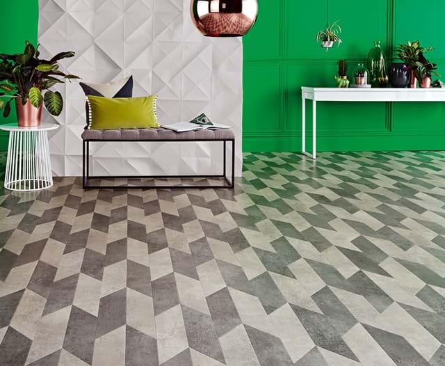 Designers Choice Arrow Luxury Vinyl Flooring Tiles Design
