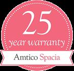 Amtico Spacia 25 Year Warranty