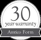 Amtico Form 30 Year Warranty