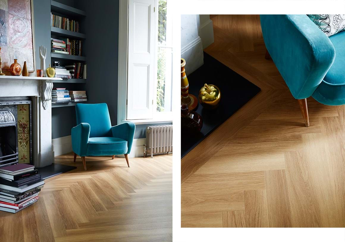 Simple Laying Patterns Herringbone Plank Amtico For