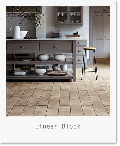 Linear Block Kitchen image