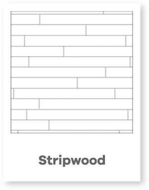 Stripwood Pattern