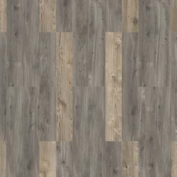 Amtico Spacia 36+, Sun Bleached Oak, SG5W2531, Weathered Oak, SG5W2524, in Couplet laying pattern