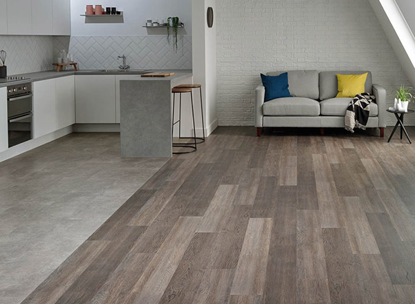 Image of Practical and impactful design flooring from Amtico First.