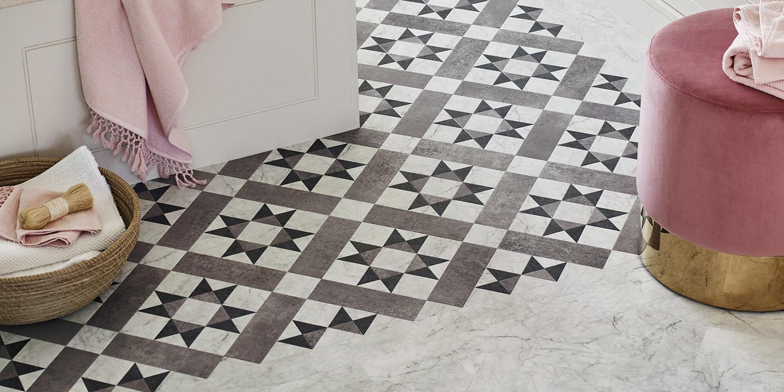Classic marble in Amtico flooring - Amtico for your home