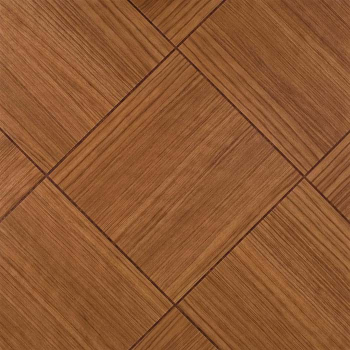 <p>Amtico Signature Vintage Teak AR0W7600 with Amtico Signature Wild Walnut AR0W7600 stripping</p>