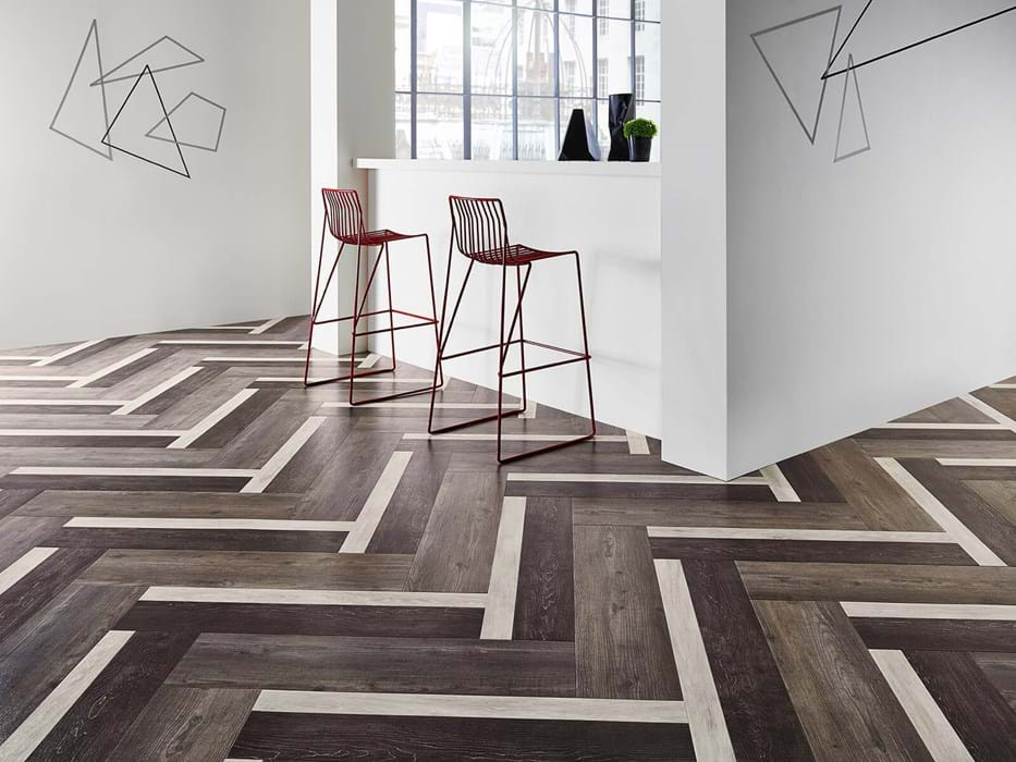 Harbour Pine: Beautifully designed LVT flooring from the