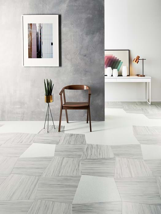 <p>Amtico Signature Infinity AR0A1131 and Amtico Signature Composite Calcium AR0SGN11</p>