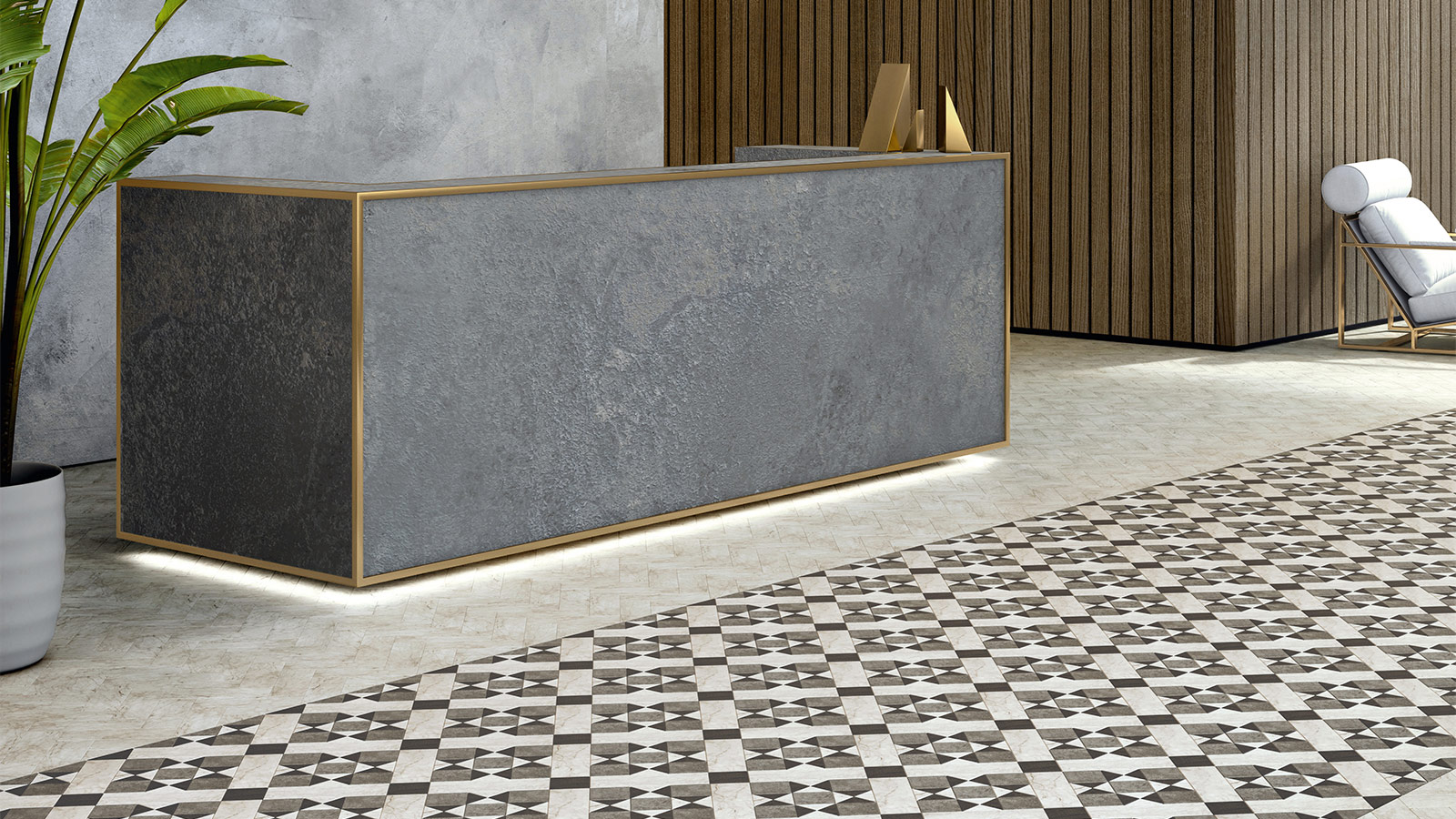 Amtico Commercial LVT Flooring: Flooring feature and fields