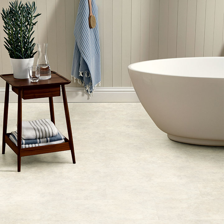 Ceramic Frost from the Amtico Click Smart collection