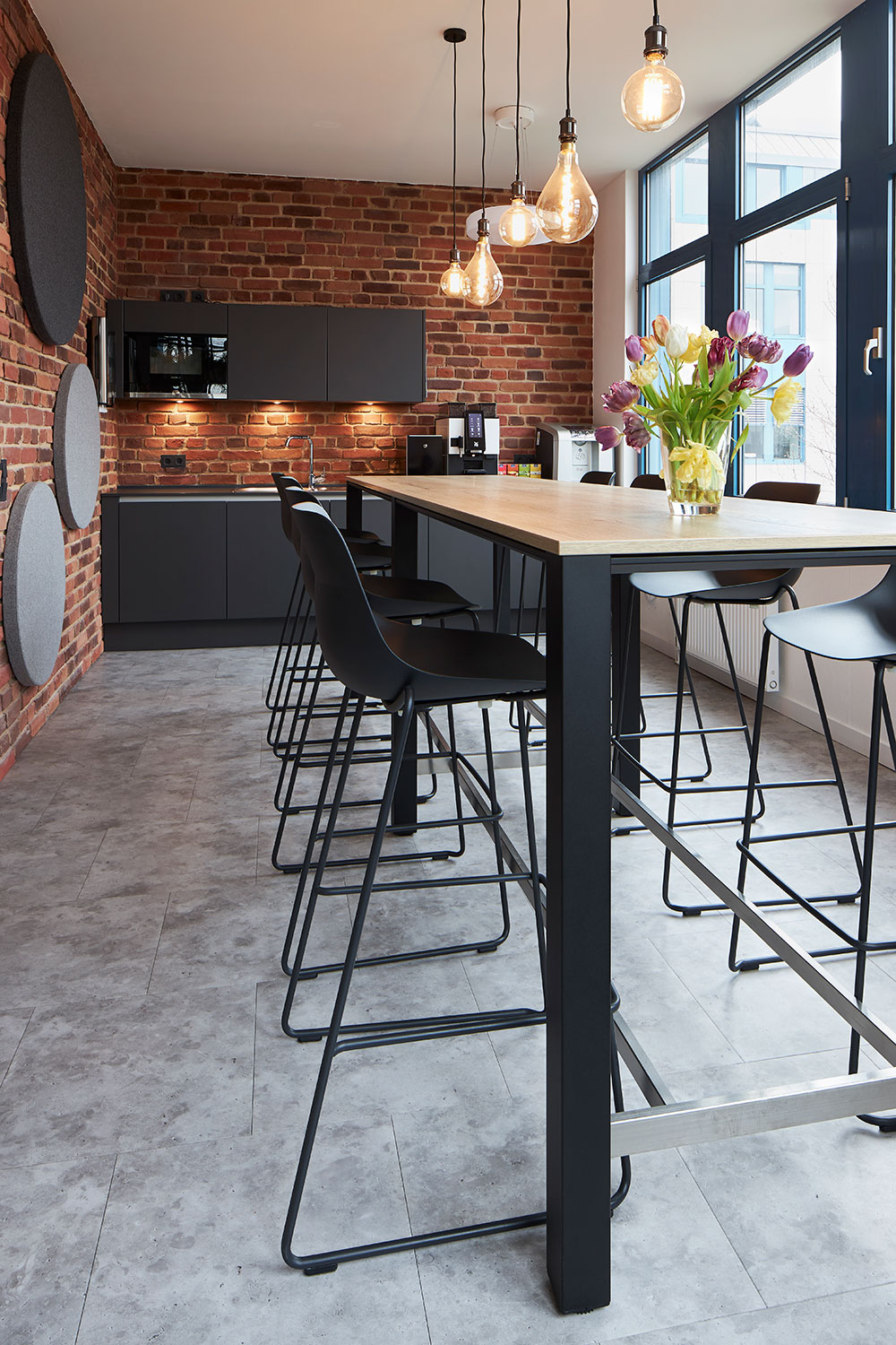 Amtico Signature Worn Concrete