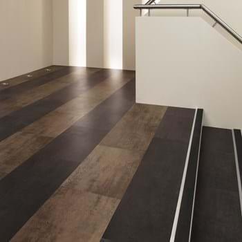 Bronze Beautifully Designed Lvt Flooring From The Amtico