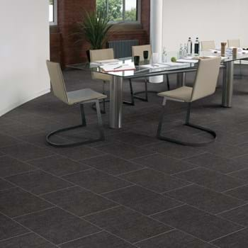 Amtico Spacia LVT in Sift Stone Graphite (SS5S6113)