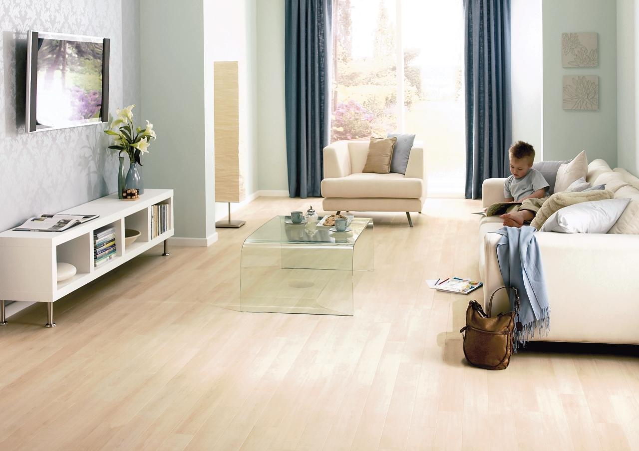 Pale Maple Beautifully Designed LVT Flooring From The Amtico