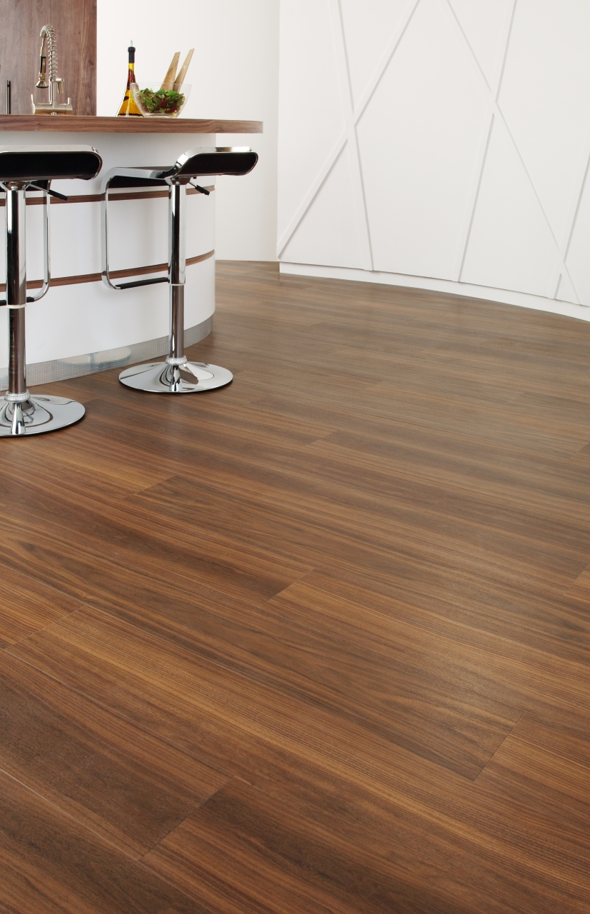 Amtico Spacia LVT in Exotic Walnut (SS5W2541)
