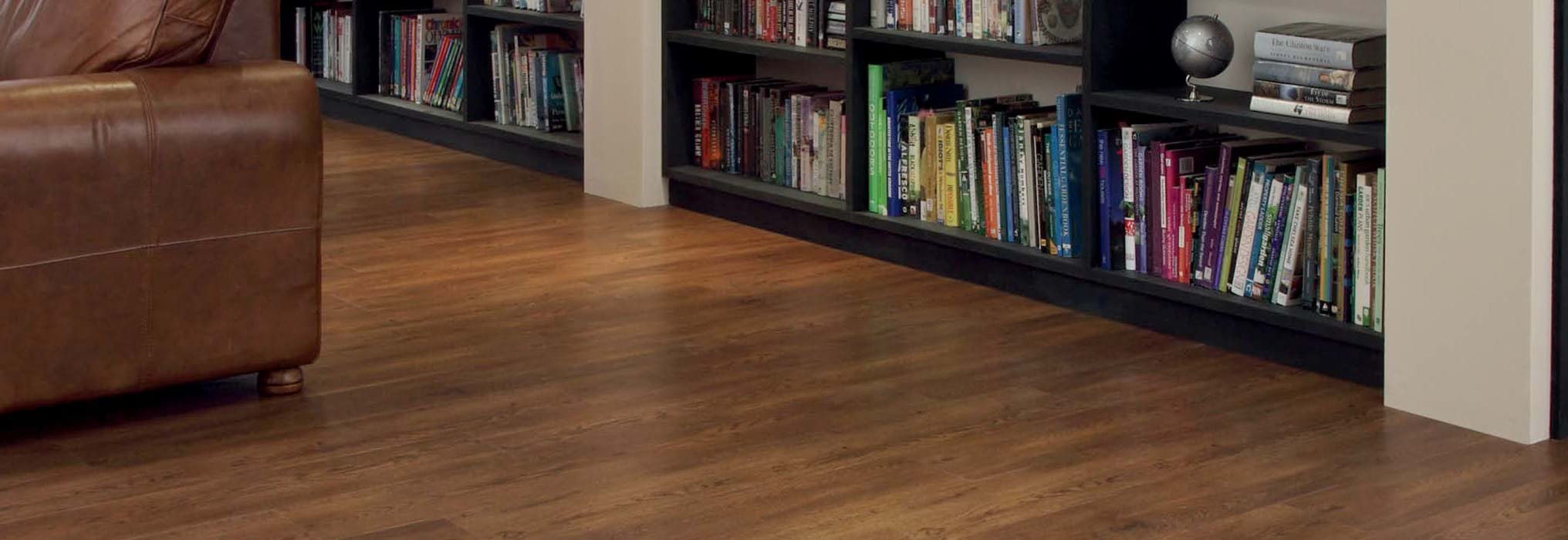 Amtico International: Brown Oak - AM5W2529