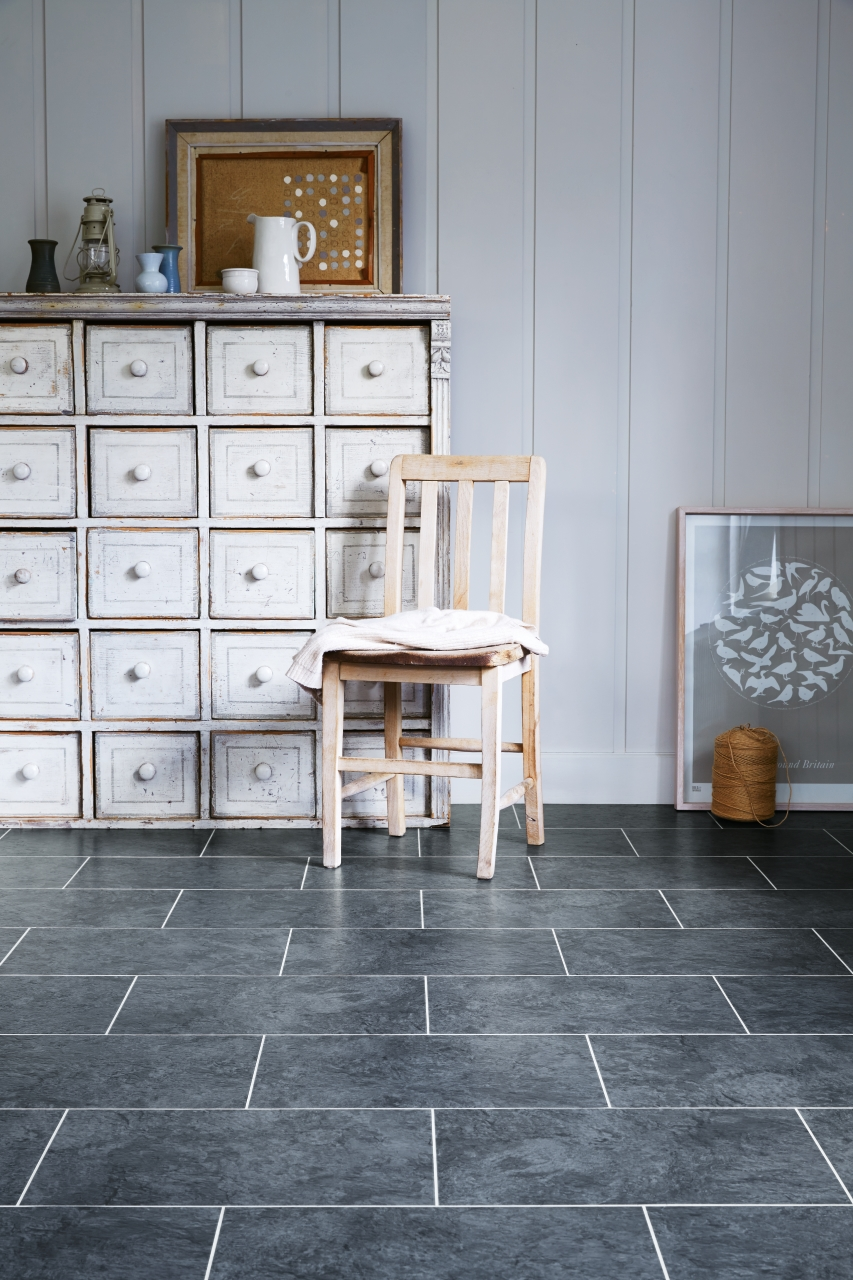 Monmouth Slate: Beautifully designed LVT flooring from the ...